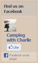 campingwithcharlie.com on Facebook